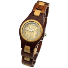 Hlw0016OEM Men′s and Women′s Wooden Watch High Quality Wrist Watch