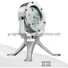 12W 24V LED sous-marine Spot Light avec support (JP95162)