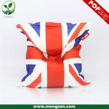 Impression numérique grand sac de beanbag assise en vrac
