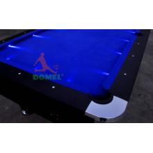 LED Light Billiards Table