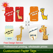 paper tag wholesale
