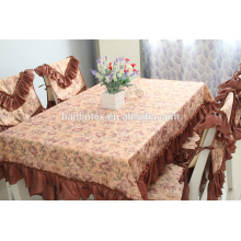 China Minimatt pano de mesa redondo decorativo