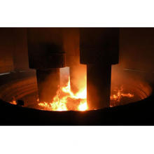 Industrial Silicon Furnace
