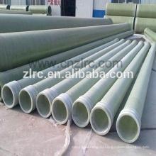 Подземные или наземные Анти-старения стеклопластиковые трубы DN 50 до 4000мм