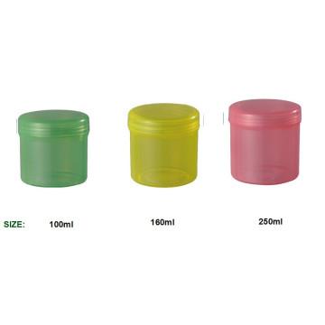 100ml/160ml/250ml Plastic Jar, Cosmetic Jar