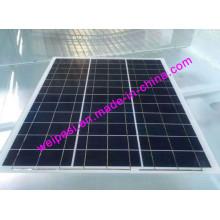30wp Monocristalino / policristalino Sillicon Panel Solar, Módulo FV, Módulo Solar