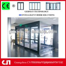 Control remoto profesional de puertas correderas de cristal
