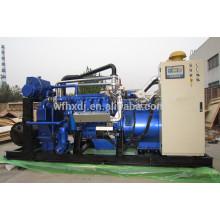 CE ISO 200kw генератор природного газа для горячих продаж