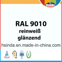Ral Color Ral 9010 Pure White Powder Coating