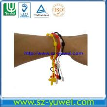 OEM All Kinds Of Fashion Accessory, Silicone Rosary Bracelets