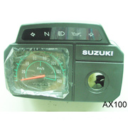Motorcycle Parts AX100 Speedometer