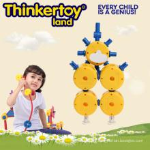 Brinquedos educativos da alta qualidade para meninas, brinquedos plásticos da venda quente