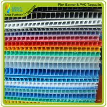 Verpackungsbox aus PVC-Wellpappe