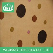 breathable printed chiffon fabric, children dress fabric