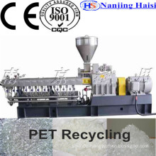 China Nanjing PET Underwater Pelletizing Extruder Manufacturer