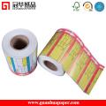 SGS Direktdruck Thermische Etiketten