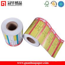 Etiqueta engomada directa directa de la etiqueta de la venta caliente del SGS