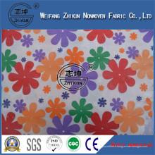 Tissu non tissé de PP imprimé en Chine