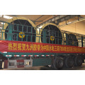 Correia transportadora de cordão de aço ST1250 de 2400 mm de largura
