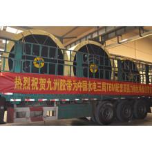 TBM ST1250 Ceinture de convoyeur en acier