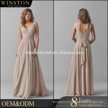 High quality off classy sexy unique designs evening dress