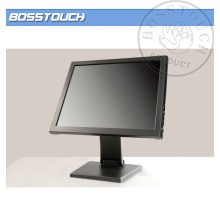 """17"""" led lcd touch screen monitor with tft vga Great A touch display for pos tv computer"""