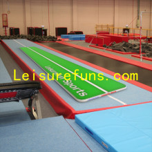 Inflatable Air Track Gymnastics for schools