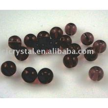 Nouvelle matière première de perles de cristal