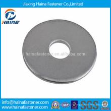 Rondelle épaisse DIN440 en zinc, rondelle extra large / grande taille ISO7093