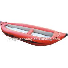 (CE) 0.9 kayak de pesca inflable de pvc 360