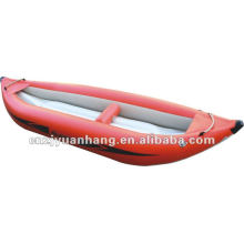 (CE) 0.9 pvc inflatable fishing kayak 360
