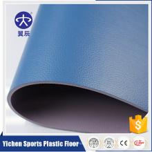 Профессиональный спорт пол пластичный настил PVC настольного тенниса этаж