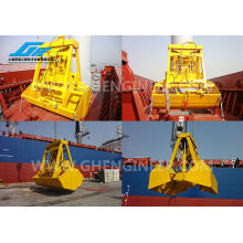 Port Radio Grab Crane