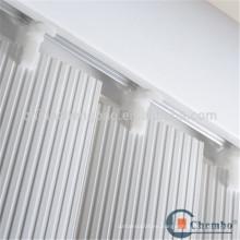 Fábrica directamente al por mayor piezas de aluminio oficina persianas verticales
