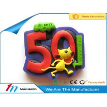 high quality cheap price soft pvc fridge magnet kids toy