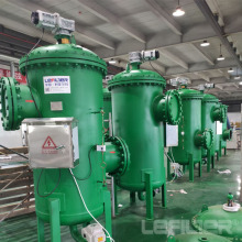 automatic self-cleaning filter water filter