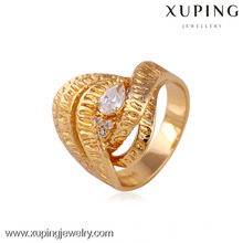 11482 Xuping new design gold plated fashion couples finger ring