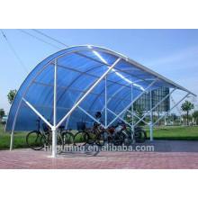 PC \ polycarbonate Feuille multiparamétrique pour matériel de serre agricole haute qualité Garantie de 10 ans