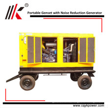 CHINA PORTABLE GENERATOR 6 MW OF YC12C YUCHAI DIESEL ENGINE 1500KW