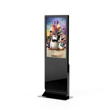 Floor standing touch screen kiosk 55 inch display advertising digital signage kiosk