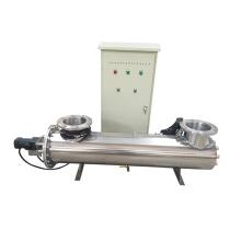 Équipement de purification et de désinfection de l'eau ultraviolette, des liquides et des eaux usées