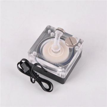 Liquid Cooling DC 12V Mini borstelloze waterpomp