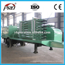 Metal Color Steel Step Roof Tile Large Span Roll Forming Machine