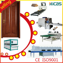 Hicas Woodworking Wooden Door Making Machine