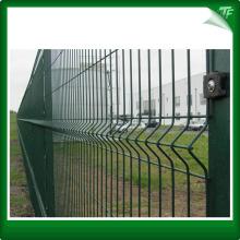 3D welded wire mesh garden fence panels
