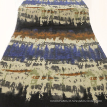 Algodão / tecido de impressão de linho para 2016 Moda