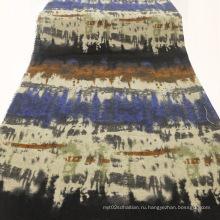 Ткани для хлопка / льняной ткани для моды 2016 года