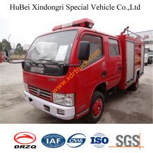 4ton Dongfeng Duolika EQ1060glj Foam Fire Truck Euro3