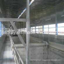 High Quality Pretreatment Equipment for Car Body