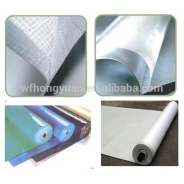 Membrana impermeable Tpo expuesta para techos de hormigón, proyectos de construcción
